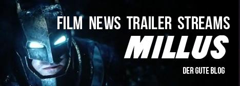 MILLUS FILM COMIC INTERNET Magazin