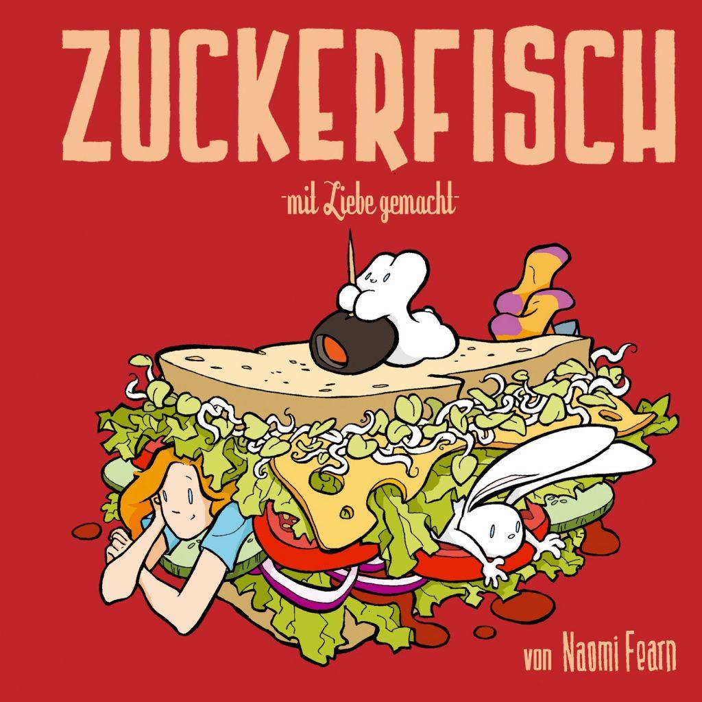 ZUCKERFISCH Copyright Zwerchfell
