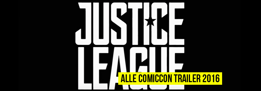 Comiccon trailer