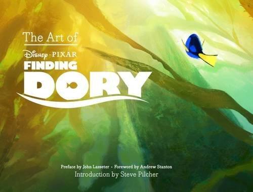 Findet Dorie Artbook