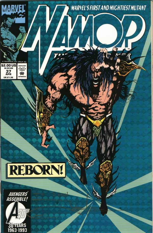 Justice League Namor