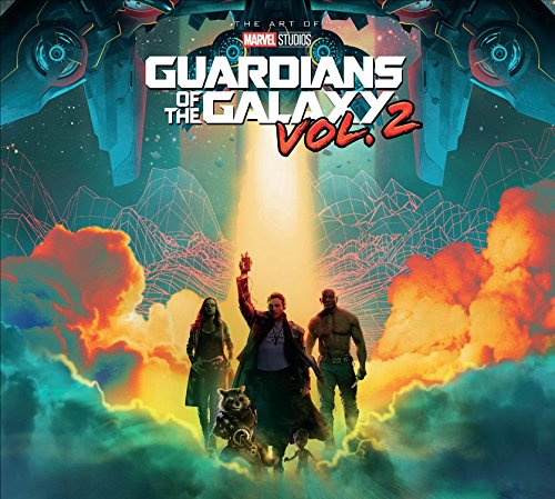 Guardians of the galaxy vol.2 artbook