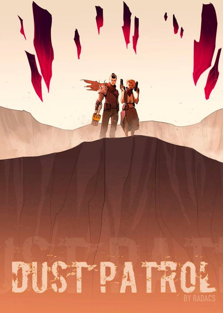 Dust patrol