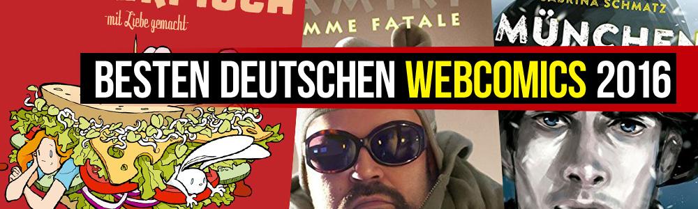 besten deutschen webcomics