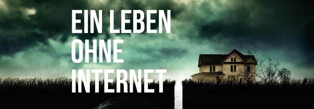 Leben ohne Internet oder Filmtipp 10 CLOVERFIELD LANE - MILLUS