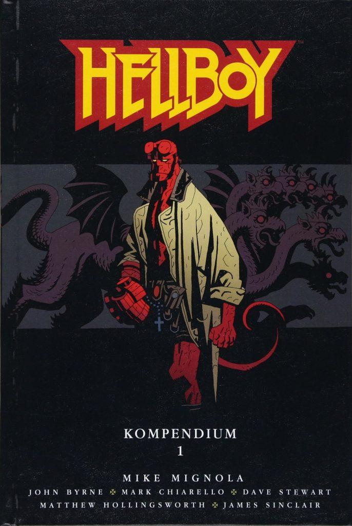 HELLBOY - Mignola 2018